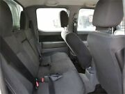 2010 Ford Ranger PK XL Crew Cab White 5 Speed Automatic Utility Mount Druitt Blacktown Area Preview