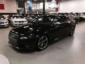 2012 Audi S4 Premium Ed FULLY LOADED W/Low Mileage!!!! + Winters