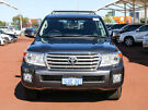 2012 Toyota Landcruiser VDJ200R MY12 Sahara (4x4) Grey 6 Speed Automatic Wagon Jandakot Cockburn Area image 2