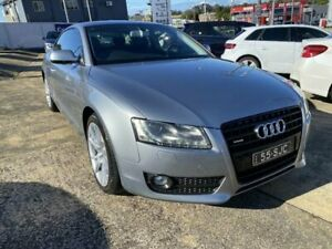 2011 Audi A5 8T MY11 2.0 TFSI Quattro Grey 7 Speed Auto Direct Shift Coupe Five Dock Canada Bay Area Preview