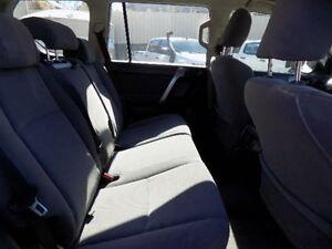 2011 Toyota Landcruiser Prado KDJ150R GX White 5 Speed Automatic Wagon Gosford Gosford Area Preview