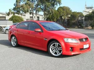 2007 Holden Commodore VE SV6 Red Hot 6 Speed Manual Sedan Maidstone Maribyrnong Area Preview