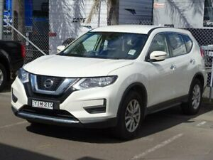 2018 Nissan X-Trail T32 Series 2 ST (4WD) White Continuous Variable Wagon South Nowra Nowra-Bomaderry Preview