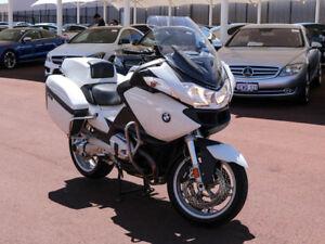 2010 BMW R1200 RT 1200CC