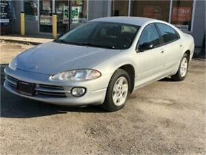 2004 Chrysler Intrepid SE ONLY 102km!!!