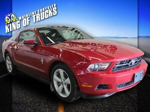 2011 Ford Mustang Mustang