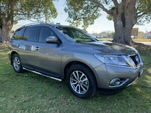 2015 Nissan Pathfinder R52 MY15 ST X-tronic 2WD Grey 1 Speed Constant Variable Wagon Kempsey Kempsey Area Preview