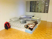 One bedroom available, Toronto downtown, Ryerson Uni June-Aug