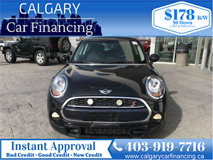 2014 Mini Hatch Cooper S *Bluetooth, Leather, Keyless Entry