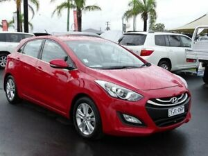 2013 Hyundai i30 GD Elite Red 6 Speed Automatic Hatchback South Nowra Nowra-Bomaderry Preview