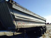 2007 Arne's Gravel, Used Gravel Trailer