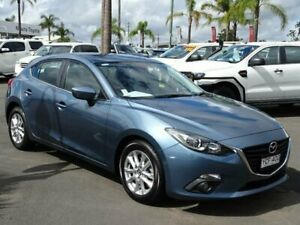 2016 Mazda 3 BM MY15 Maxx Blue 6 Speed Automatic Hatchback South Nowra Nowra-Bomaderry Preview
