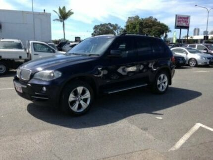 2007 BMW X5 E70 Steptronic Blue 6 Speed Sports Automatic Wagon