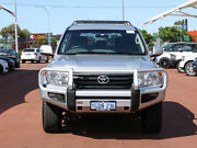 2013 Toyota Landcruiser VDJ200R MY13 GXL (4x4) Silver 6 Speed Automatic Wagon Jandakot Cockburn Area Preview