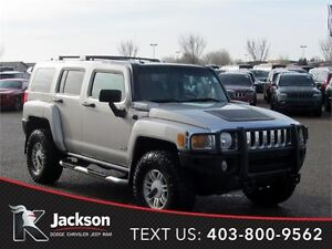 2006 HUMMER H3 4WD - Sunroof!