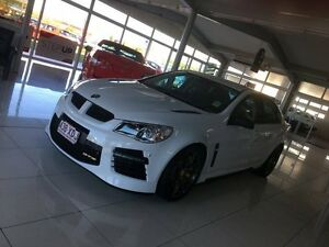 2016 Holden Special Vehicles GTS GEN-F2 MY16 White 6 Speed Sports Automatic Sedan Svensson Heights Bundaberg City Preview