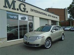 2011 Lincoln MKT AWD 7 Pass.w/Leather/Navi/Pano Roof