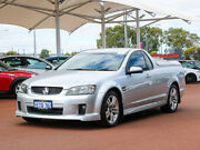 2008 Holden Commodore VE SS Silver 6 Speed Automatic Utility Jandakot Cockburn Area Preview