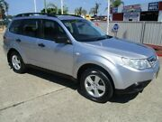 2011 Subaru Forester MY12 X Silver 5 Speed Manual Wagon South Nowra Nowra-Bomaderry Preview