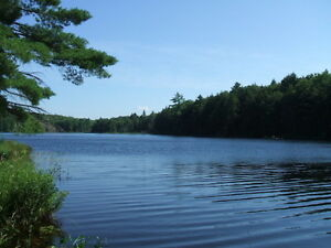 470 acres private 82 acres lake Parry Sound area