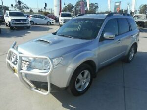 2012 Subaru Forester MY12 2.0D Silver 6 Speed Manual Wagon Singleton Heights Singleton Area Preview