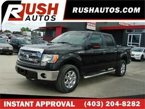 2014 Ford F-150 XTR *$0 DOWN* $199 B/W APPLY NOW