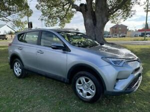2018 Toyota RAV4 ZSA42R GX 2WD Silver 7 Speed Constant Variable Wagon Kempsey Kempsey Area Preview