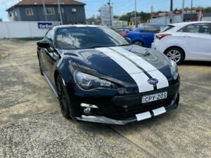2015 Subaru BRZ MY15 SE Black 6 Speed Manual Coupe Five Dock Canada Bay Area Preview