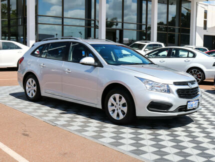 2015 Holden Cruze JH Series II MY15 CD Sportwagon Nitrate 6 Speed Sports Automatic Wagon Alfred Cove Melville Area Preview