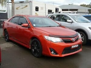 2014 Toyota Camry ASV50R RZ S.E. Orange 6 Speed Automatic Sedan South Nowra Nowra-Bomaderry Preview