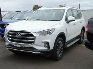 2018 LDV D90 Deluxe (4WD) Terrain Selection White 6 Speed Automatic Wagon South Nowra Nowra-Bomaderry Preview