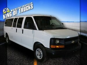 2015 Chevrolet Express Passenger LS | Must See!
