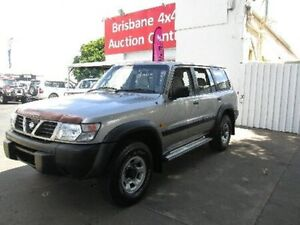 1997 Nissan Patrol GU ST Gold 5 Speed Manual Wagon Coopers Plains Brisbane South West Preview