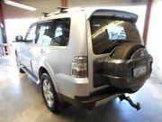 2007 Mitsubishi Pajero NS VR-X LWB (4x4) Silver 5 Speed Auto Sports Mode Wagon Fremantle Fremantle Area Preview