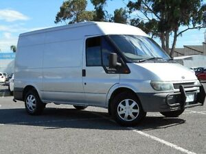 2001 Ford Transit VH Mid (MWB) Silver 5 Speed Manual Van Maidstone Maribyrnong Area Preview