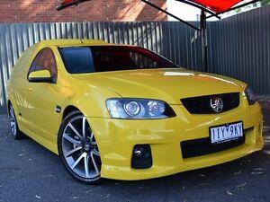2010 Holden Ute VE II SS V Yellow 6 Speed Manual Utility Fawkner Moreland Area Preview