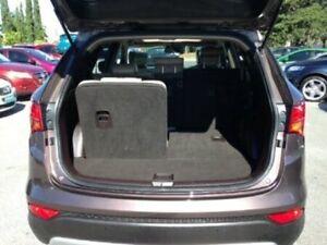 2013 Hyundai Santa Fe DM MY13 Highlander Brown 6 Speed Sports Automatic Wagon