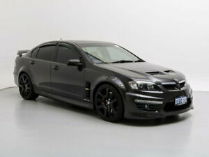 2009 Holden Special Vehicles GTS E2 Series Grey 6 Speed Auto Active Sequential Sedan