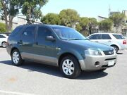 2006 Ford Territory SY TX (4x4) Green 6 Speed Auto Seq Sportshift Wagon Maidstone Maribyrnong Area Preview