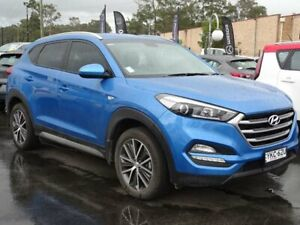 2016 Hyundai Tucson TL Active X (FWD) Blue 6 Speed Automatic Wagon South Nowra Nowra-Bomaderry Preview