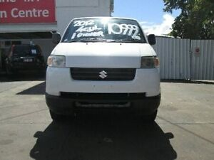 2012 Suzuki APV White 5 Speed Manual Van Coopers Plains Brisbane South West Preview
