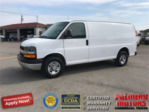 2005 GMC Savana 2500 Chrome Pkg