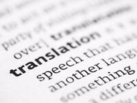 Translation, proof-reading & content writing in French & English