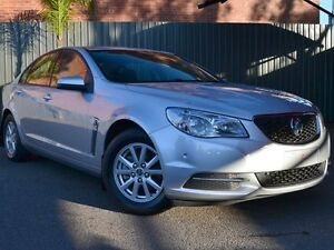 2014 Holden Commodore VF MY14 Evoke Silver 6 Speed Sports Automatic Sedan Fawkner Moreland Area Preview