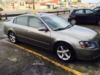 2005 Nissan Altima, SAFTIED, leather loaded, lots of new parts