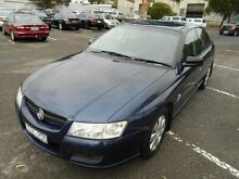 2005 Holden Commodore VZ Executive Blue 4 Speed Automatic Sedan Maidstone Maribyrnong Area Preview