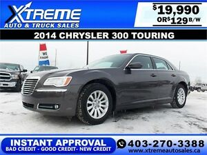 2014 Chrysler 300 Touring $129 BI-WEEKLY APPLY NOW DRIVE NOW