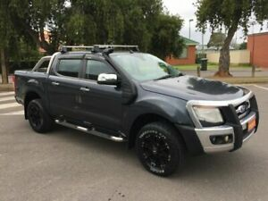 2012 Ford Ranger PX XLT 3.2 (4x4) 6 Speed Manual Dual Cab Utility Clarence Gardens Mitcham Area Preview