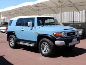 Toyota fj cruiser for sale in australia gumtree cars fandeluxe Image collections
