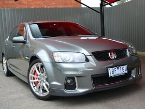 2012 Holden Commodore VE II MY12.5 SS V Z Series Alto Grey 6 Speed Sports Automatic Sedan Fawkner Moreland Area Preview